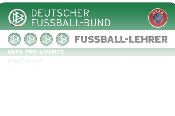Lizenzverlangerung Bund Deutscher Fussball Lehrer